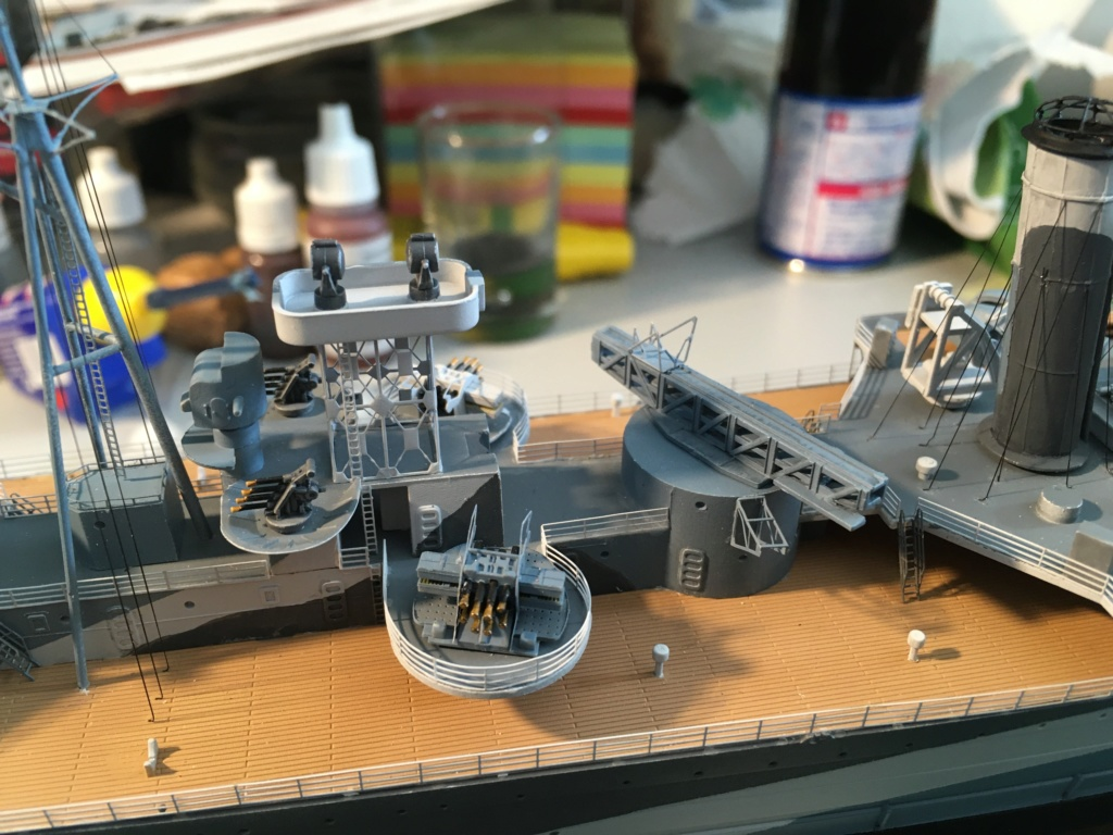 Croiseur lourd HMS Kent - 1/350 - Trumpeter - Eric78 - Page 3 E14a9a10