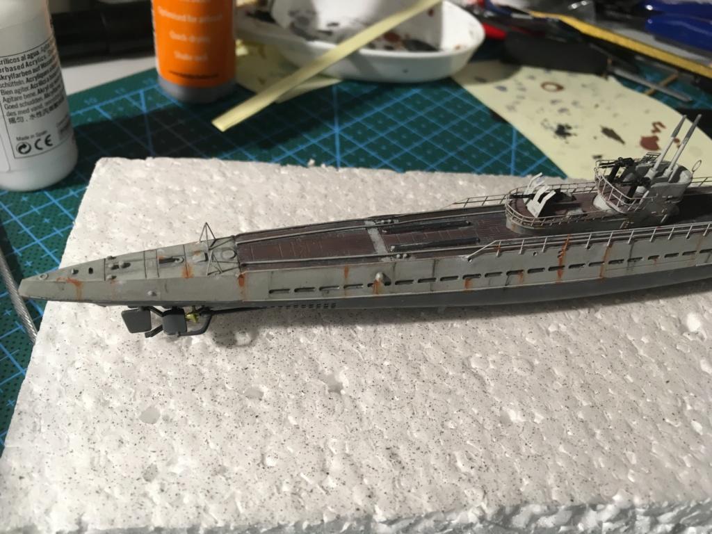 U-Boat Type IX - Hobbyboss 1/350 E21ed510