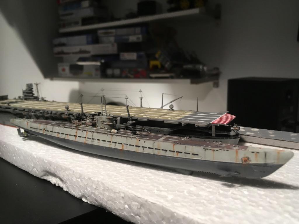 U-Boat Type IX - Hobbyboss 1/350 E42eed10