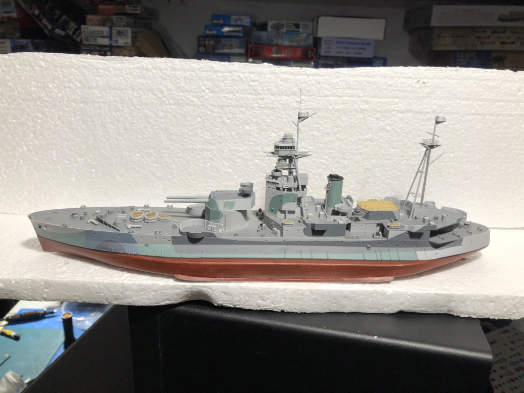 HMS Abercrombie Monitor - 1/350 Trumpeter - Eric78 - Page 2 E66ecb10