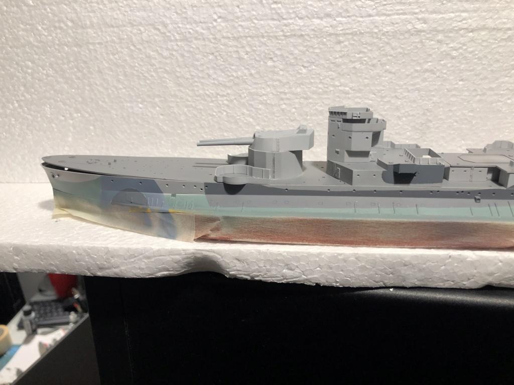 HMS Abercrombie Monitor - 1/350 Trumpeter - Eric78 E98b3010