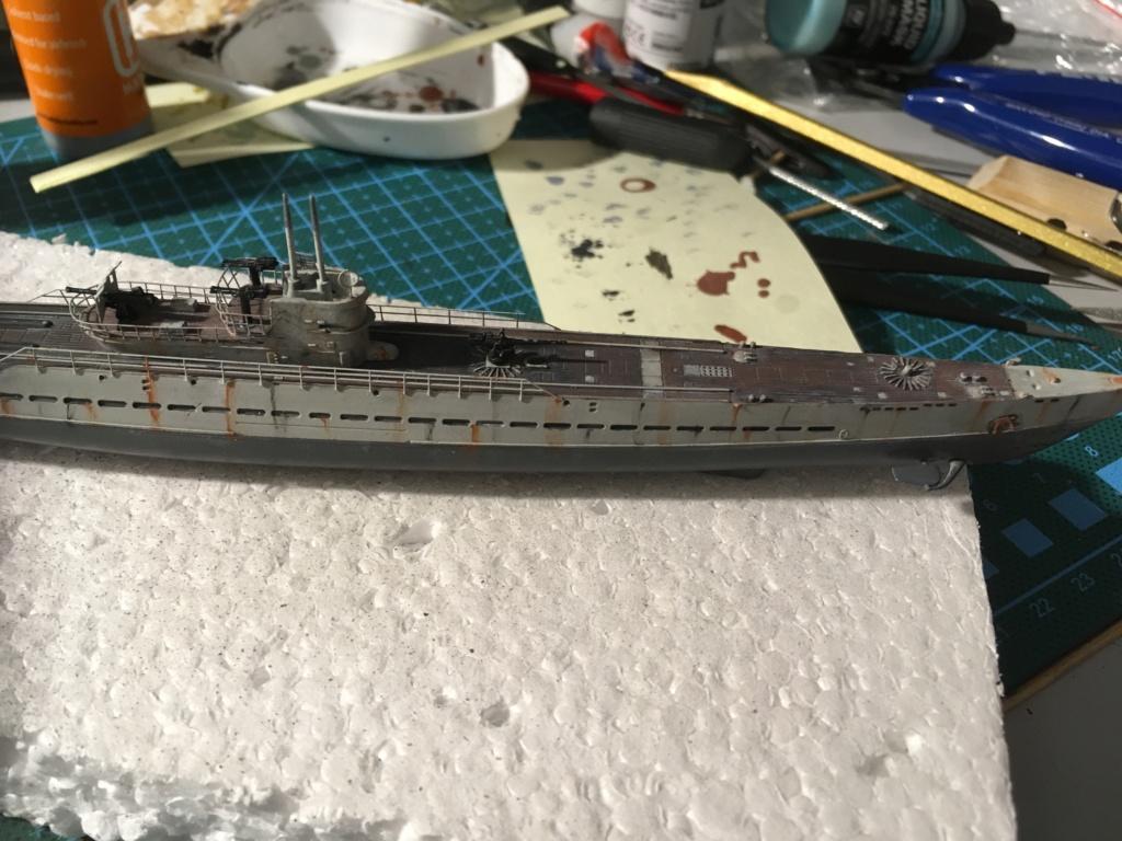 U-Boat Type IX - Hobbyboss 1/350 Eab30210