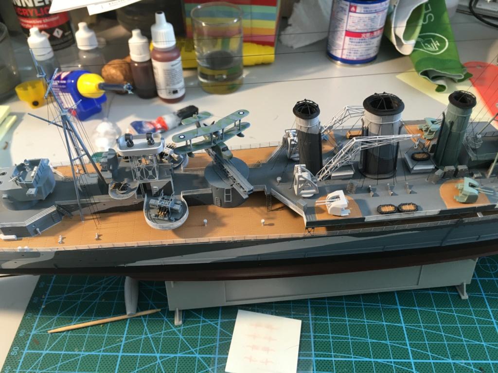Croiseur lourd HMS Kent - 1/350 - Trumpeter - Eric78 - Page 3 Eb2ad510