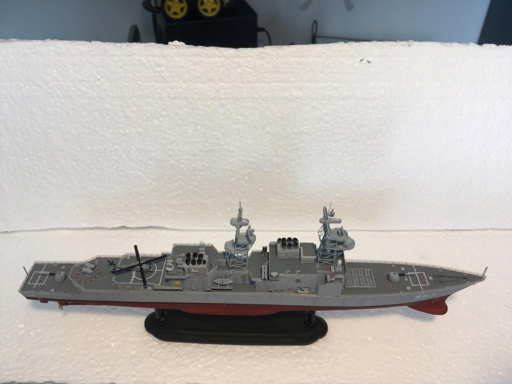 Destroyer USS Spruance DD963 - 1/700 Dragon  Eb425110