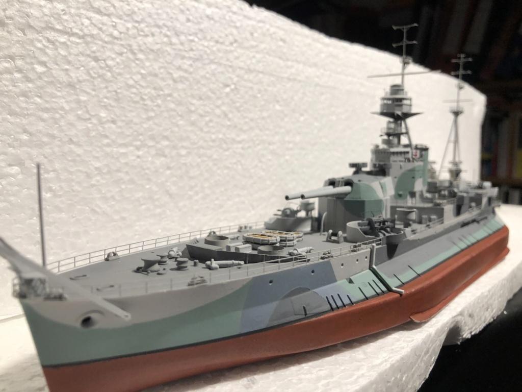 HMS Abercrombie Monitor - 1/350 Trumpeter - Eric78 - Page 2 Edbedf10