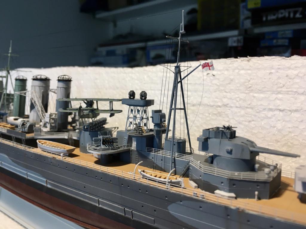 Croiseur lourd HMS Kent - 1/350 - Trumpeter - Eric78 - Page 3 Ef396110