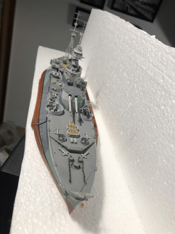 HMS Abercrombie Monitor - 1/350 Trumpeter - Eric78 - Page 2 F087a810
