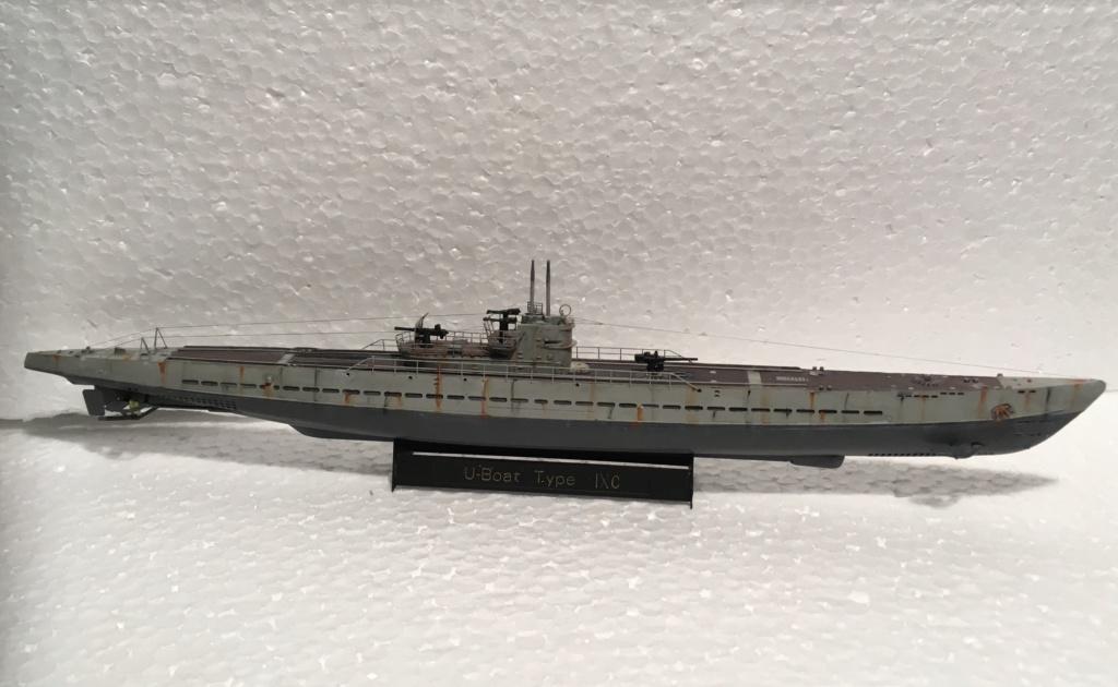 U-Boat Type IX - Hobbyboss 1/350 - Page 2 F10f4010