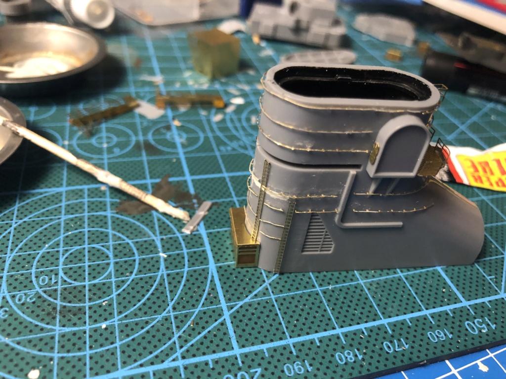 Tirpitz 1/350 Tamiya + eduard - Eric78 F15f5c10
