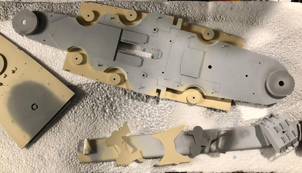 Tirpitz 1/350 Tamiya + eduard - Eric78 - Page 2 F56fac10