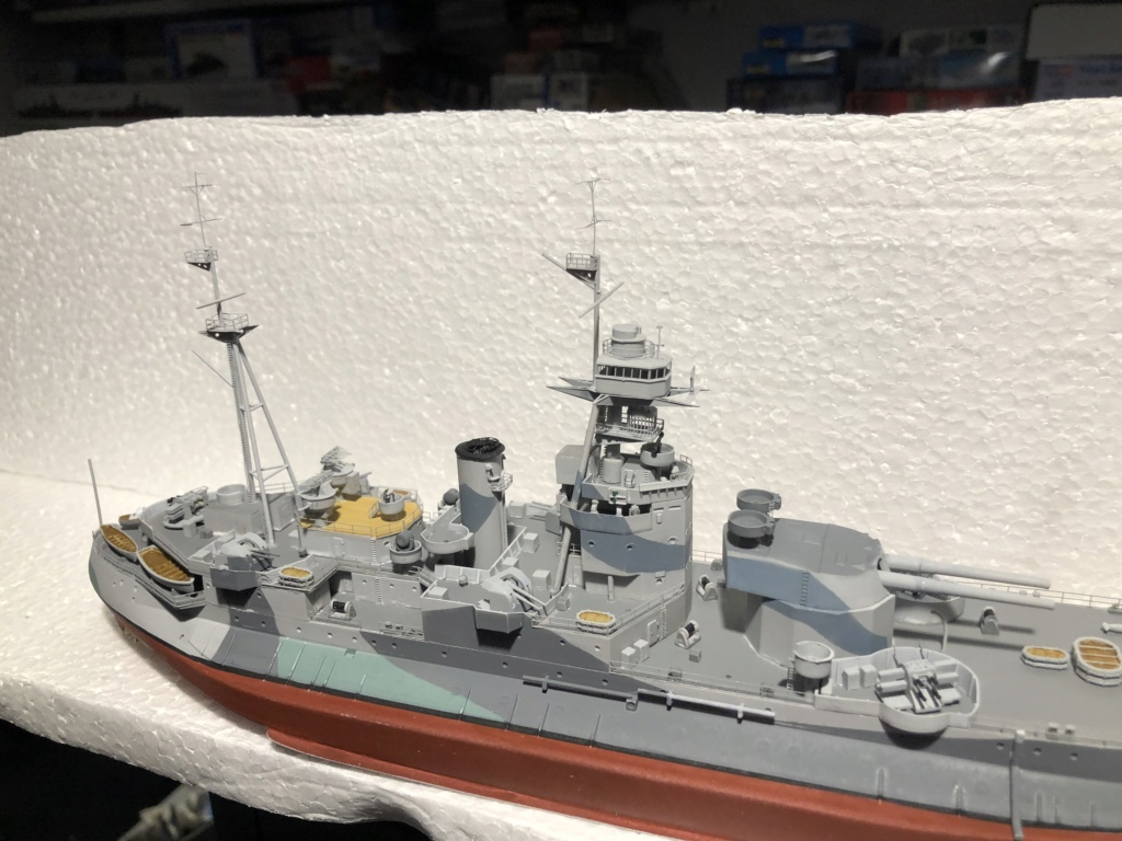 HMS Abercrombie Monitor - 1/350 Trumpeter - Eric78 - Page 2 F6235810