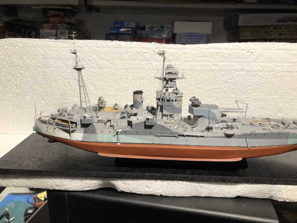 HMS Abercrombie Monitor - 1/350 Trumpeter - Eric78 - Page 3 F6a6b510