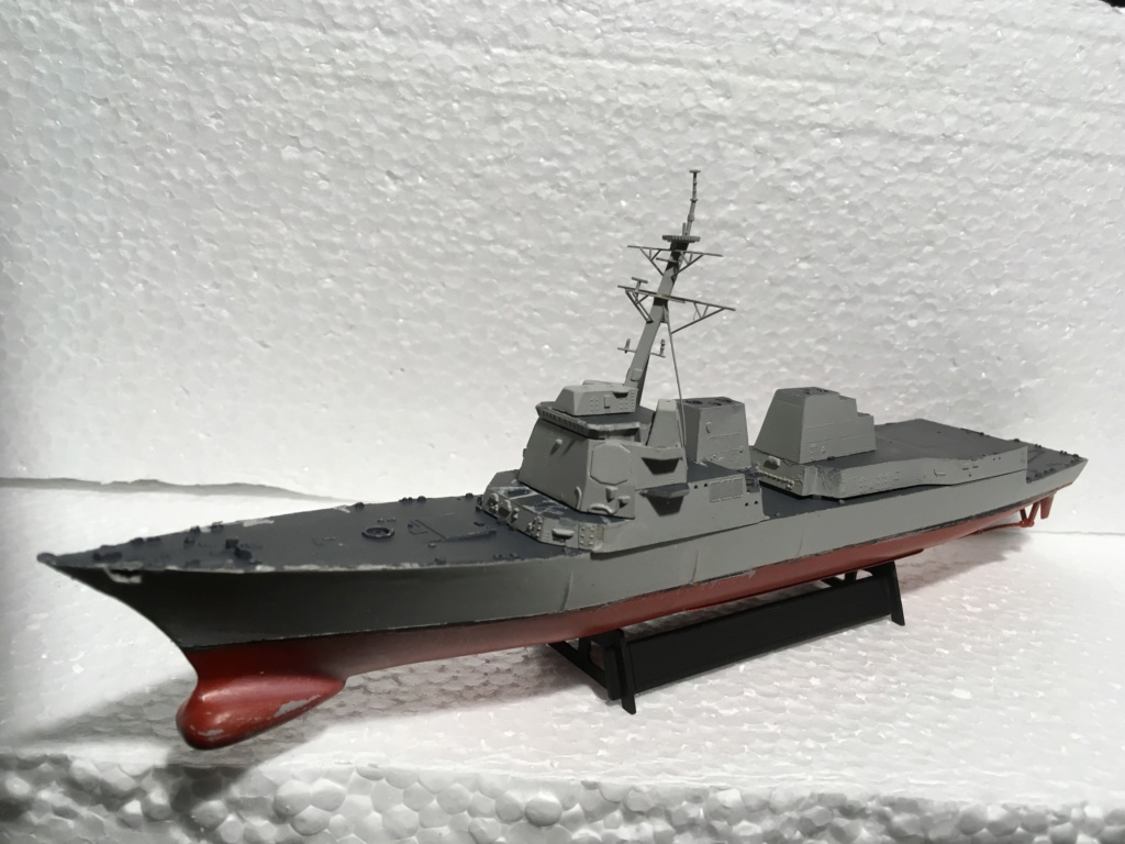 Destroyer USS Momsen DDG-92 -Hobbyboss 1/700 F7c09510