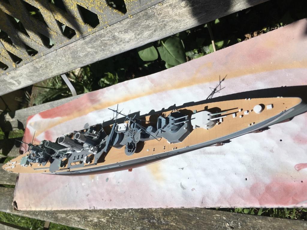 Croiseur lourd HMS Kent - 1/350 - Trumpeter - Eric78 - Page 2 F83a4210
