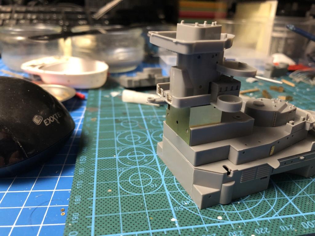 Tirpitz 1/350 Tamiya + eduard - Eric78 Fa532a10