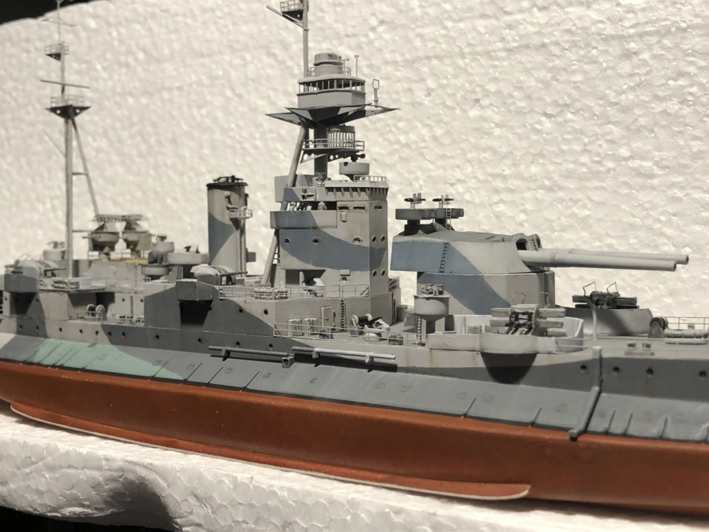 HMS Abercrombie Monitor - 1/350 Trumpeter - Eric78 - Page 2 Fbbe6e10