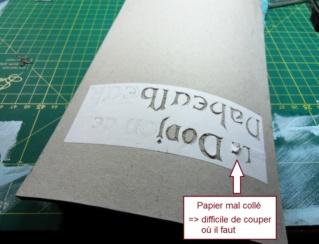 Construire une boîte en forme de livre 2910