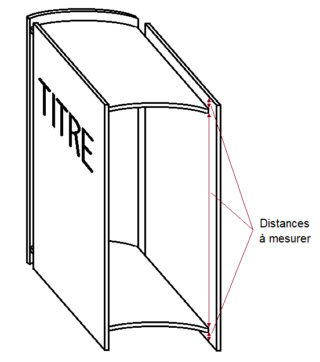 Construire une boîte en forme de livre 3110