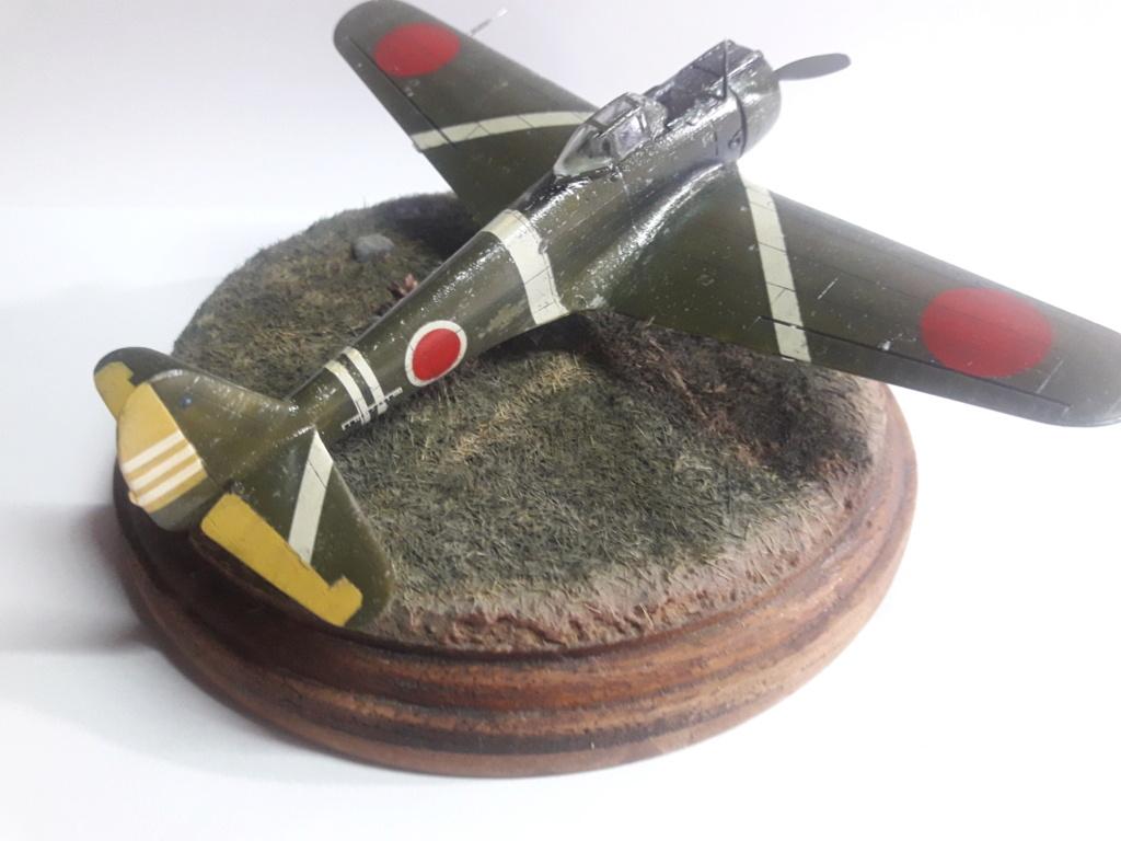 """MT: NAKAJIMA KI-43 I """"HAYABUSA"""" - Fujimi - 1/72 20201216"""