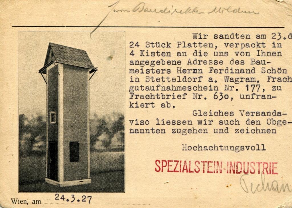 Bedarfspost Ganzsachen Österreich 1925-1938 - Seite 2 Bedard11