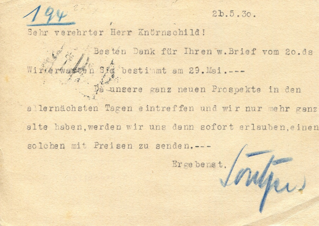 Bedarfspost Ganzsachen Österreich 1925-1938 - Seite 2 Bedard15