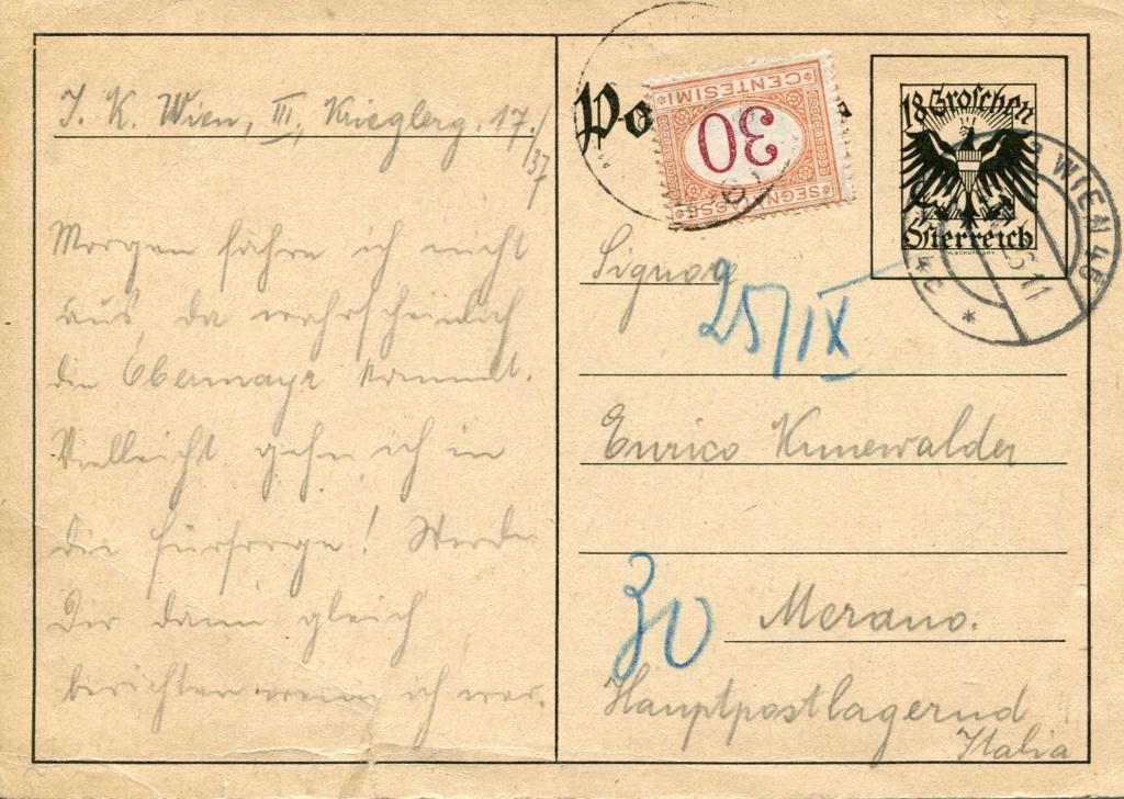Bedarfspost Ganzsachen Österreich 1925-1938 - Seite 2 Bedard16