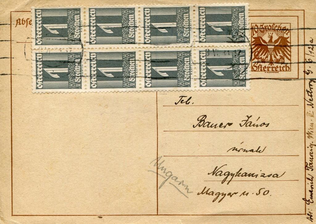 Bedarfspost Ganzsachen Österreich 1925-1938 - Seite 2 Bedard23