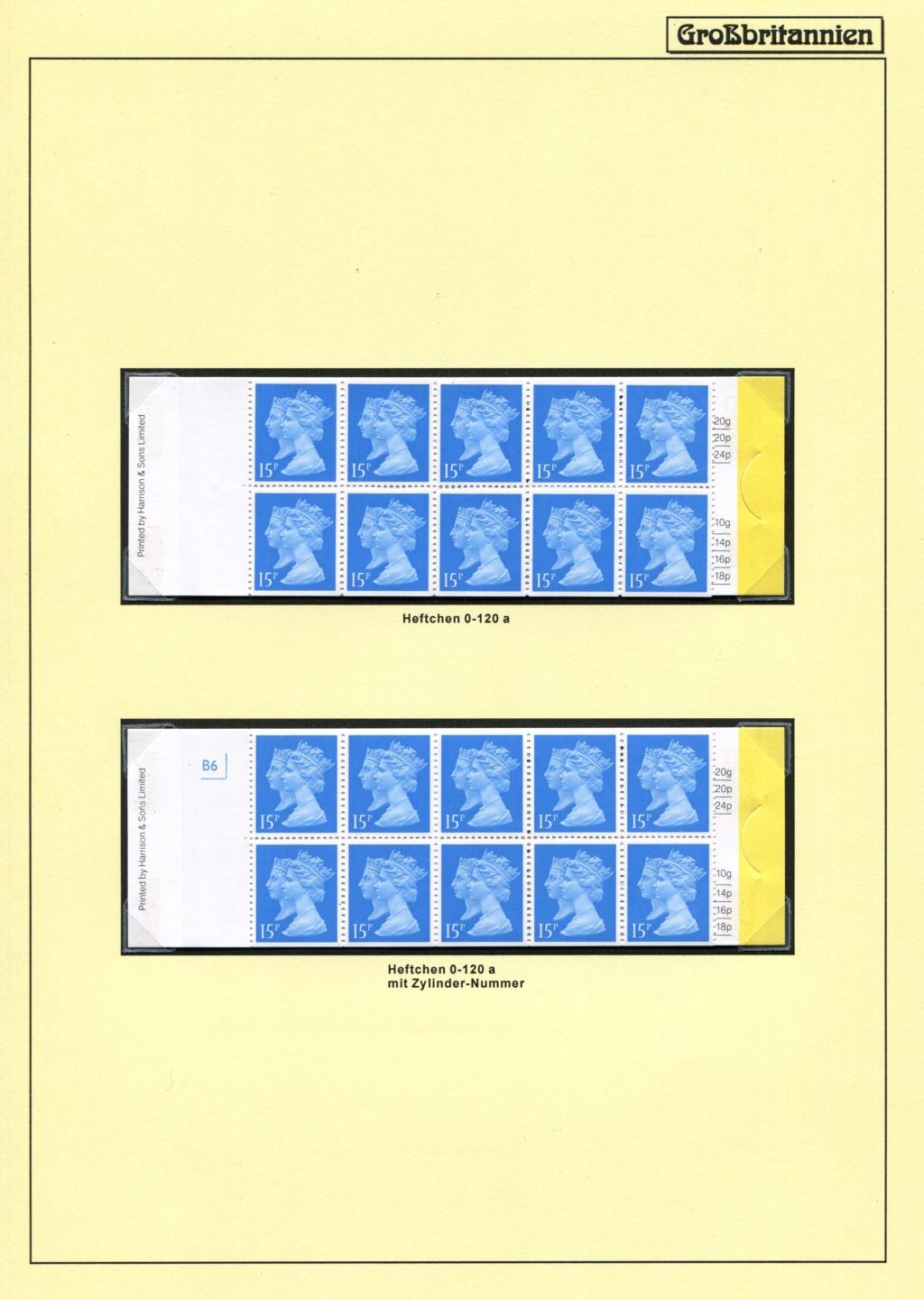 Großbritannien - 150 Jahre Briefmarken Black_21