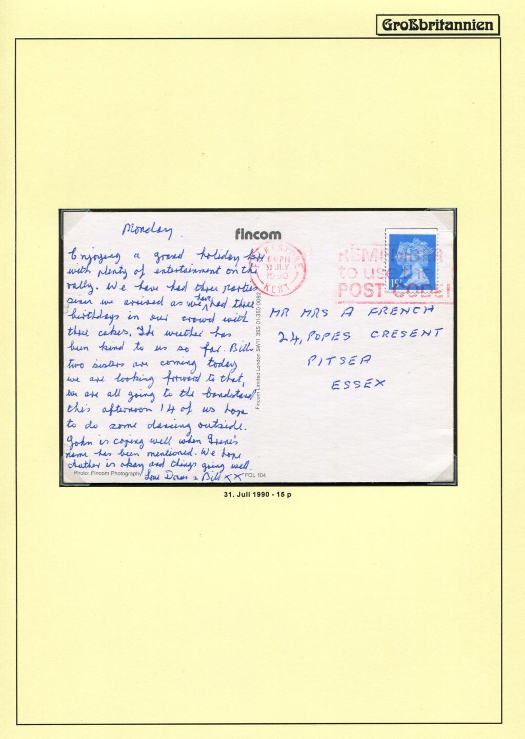 Großbritannien - 150 Jahre Briefmarken Black_22