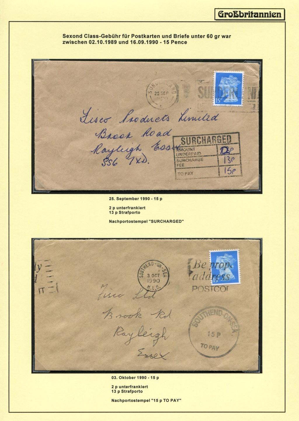 Großbritannien - 150 Jahre Briefmarken Black_23