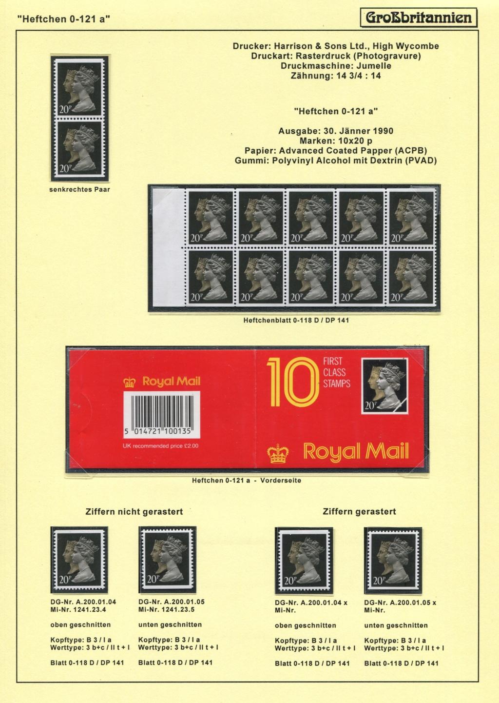 Großbritannien - 150 Jahre Briefmarken Black_24