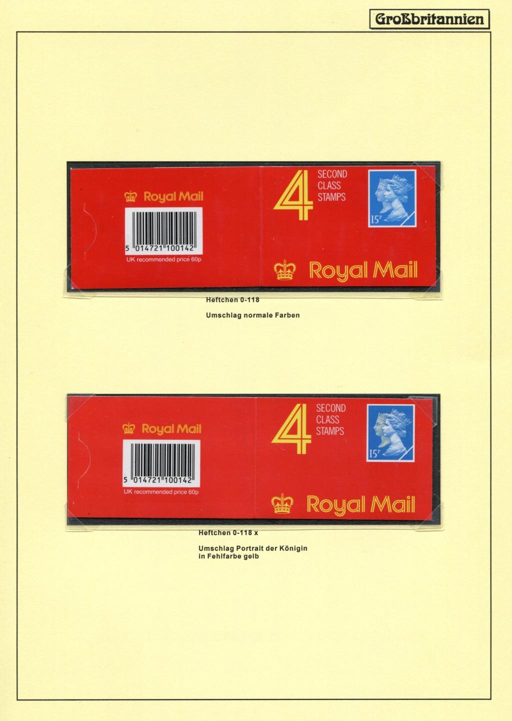 Großbritannien - 150 Jahre Briefmarken Black_41