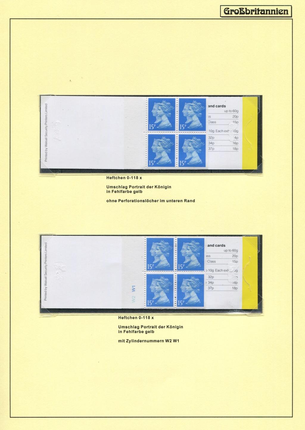 Großbritannien - 150 Jahre Briefmarken Black_42