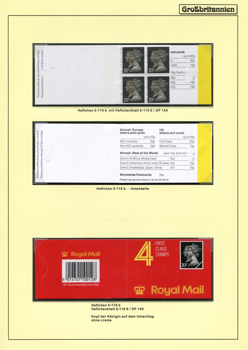 Großbritannien - 150 Jahre Briefmarken Black_48