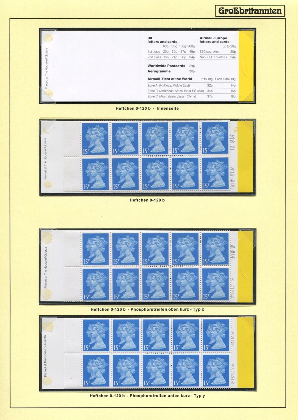 Großbritannien - 150 Jahre Briefmarken Black_52