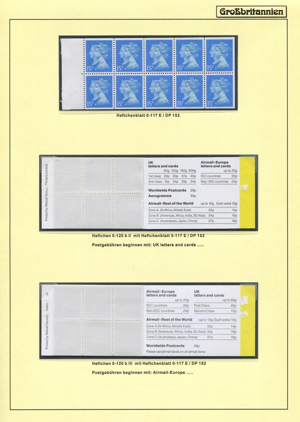 Großbritannien - 150 Jahre Briefmarken Black_55