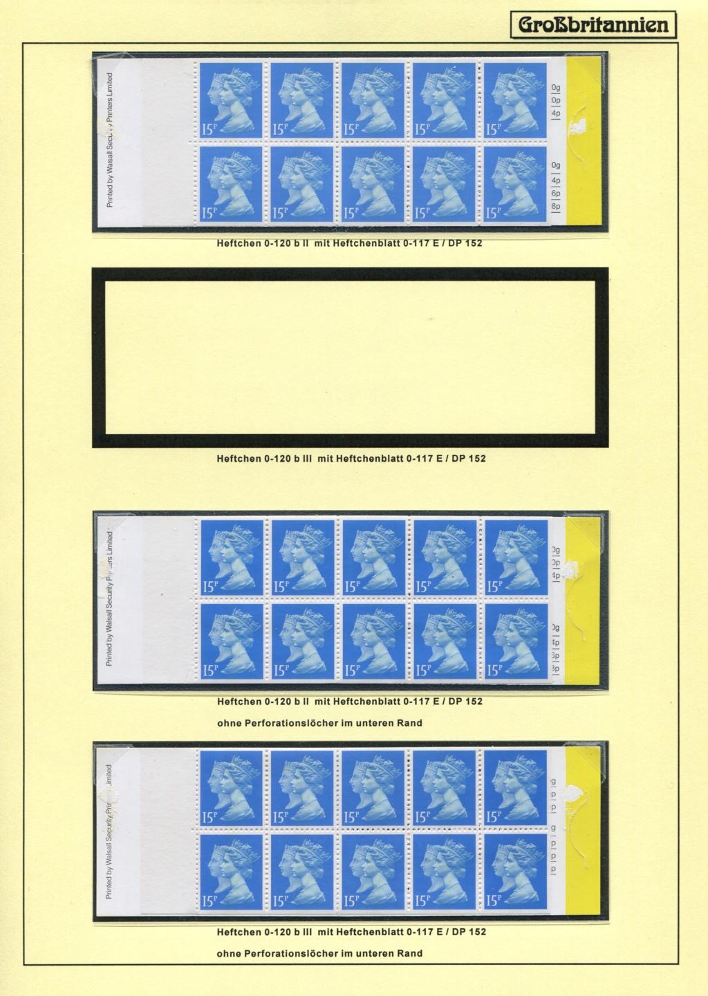 Großbritannien - 150 Jahre Briefmarken Black_56