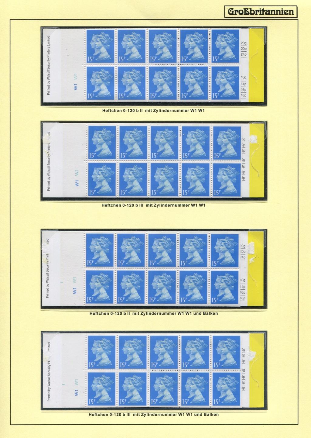 Großbritannien - 150 Jahre Briefmarken Black_57