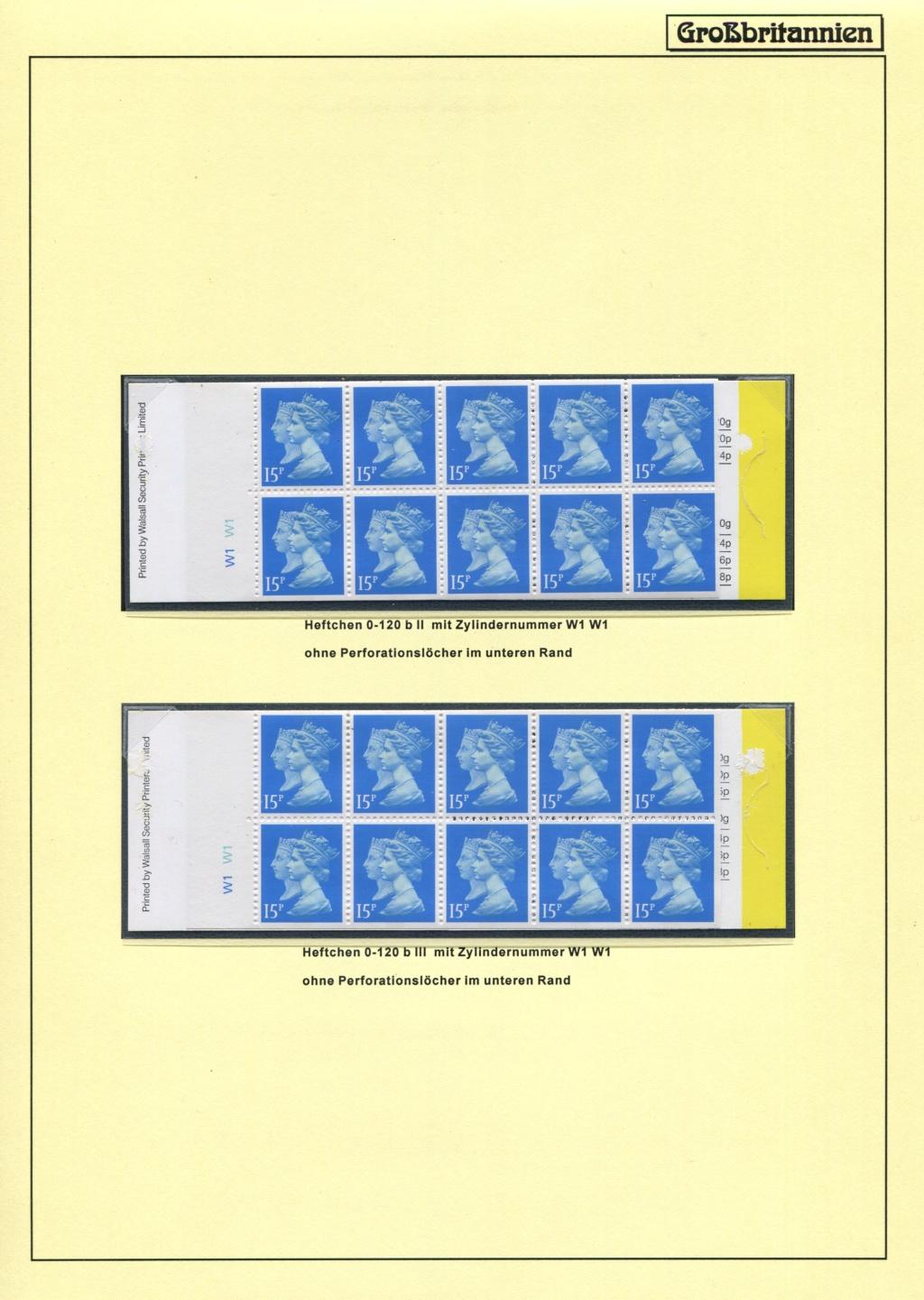 Großbritannien - 150 Jahre Briefmarken Black_58