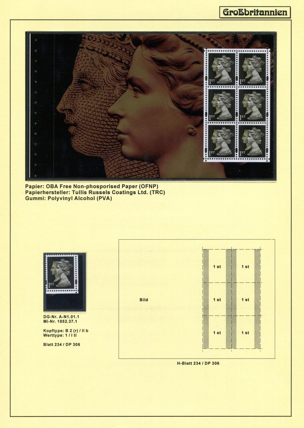 Großbritannien - 150 Jahre Briefmarken Black_63