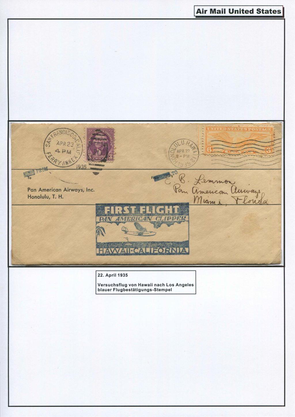 Sammlung FAM 14 (FOREIGN AIR MAIL ROUTE No 14) - Teil 1 Fam_1422