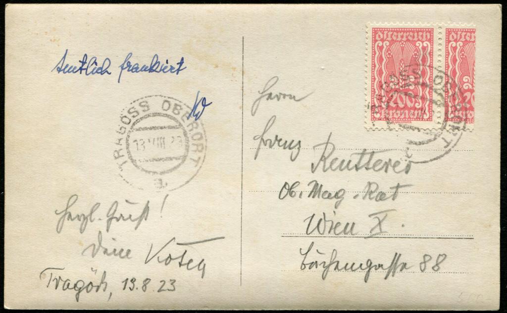 Inflation in Österreich - Belege - 1918 bis 1925 - Seite 22 Inflat11