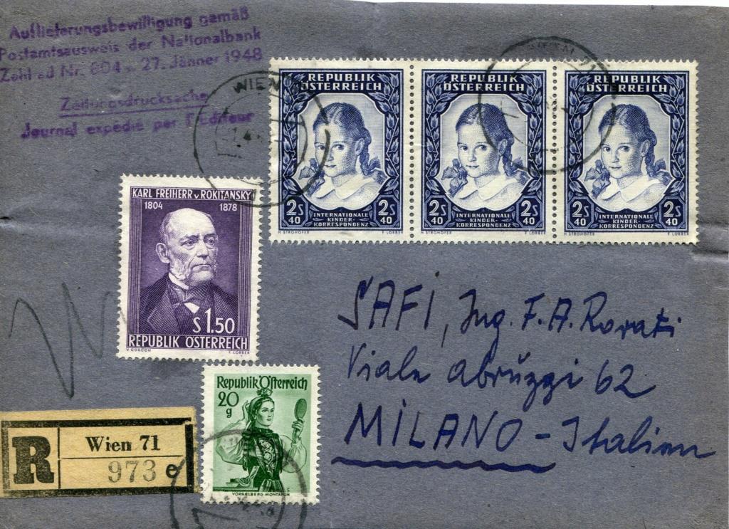 Trachtenserien ANK 887 - 923 und 1052 - 1072 Belege - Seite 14 Tracht18