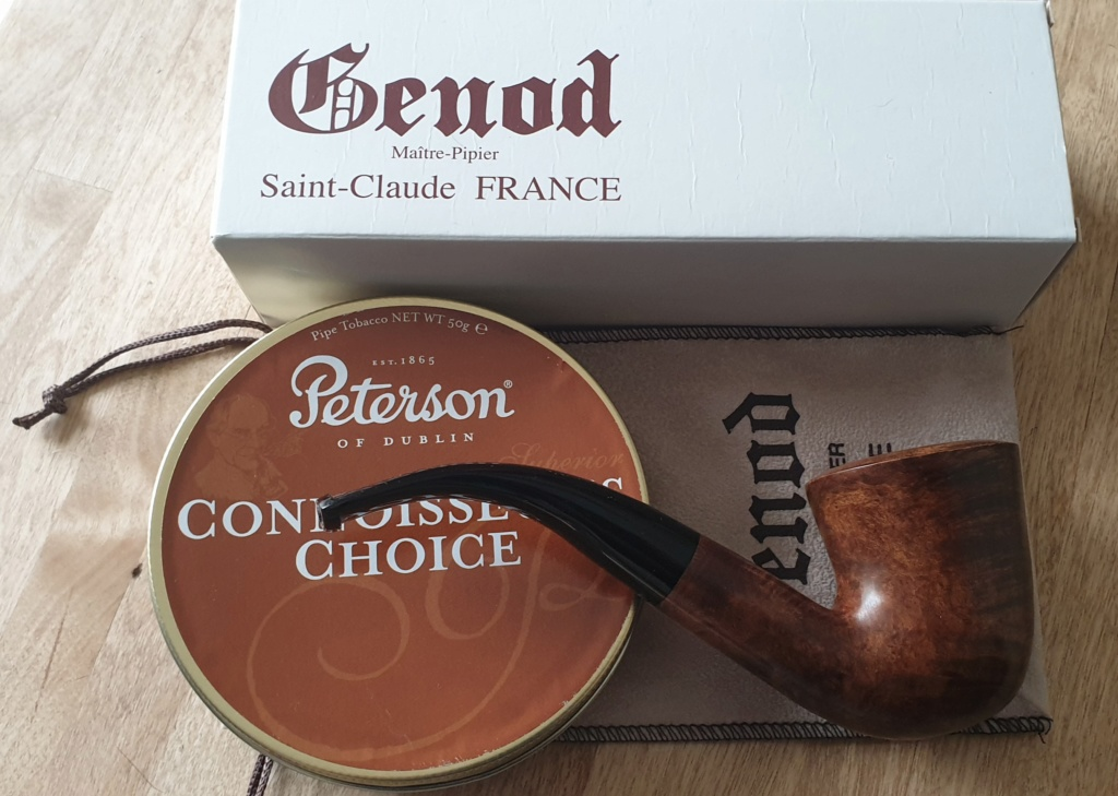 ma nouvelle pipe 20200314