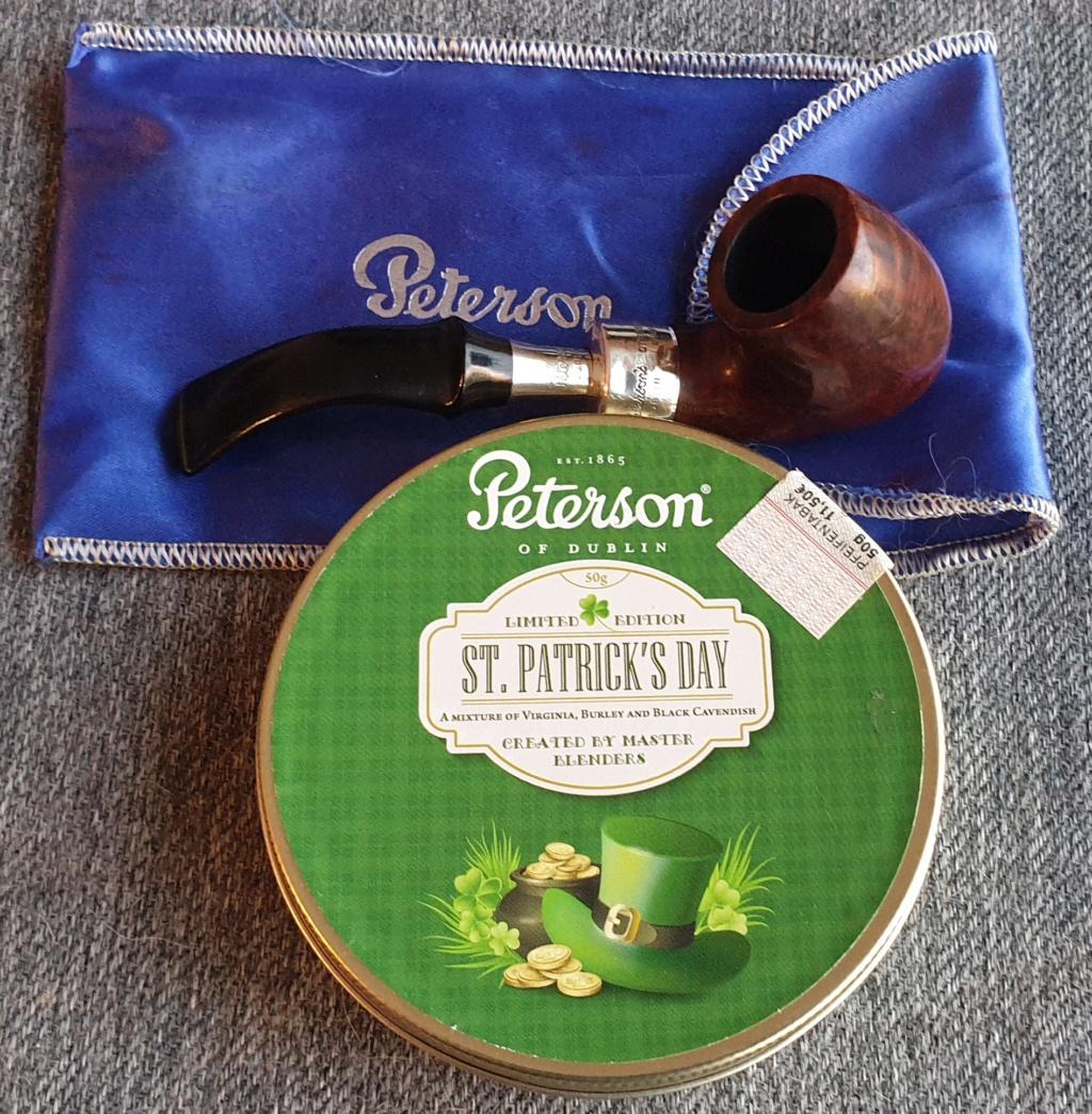 Vends pipe italienne savinelli siena neuve 20201112
