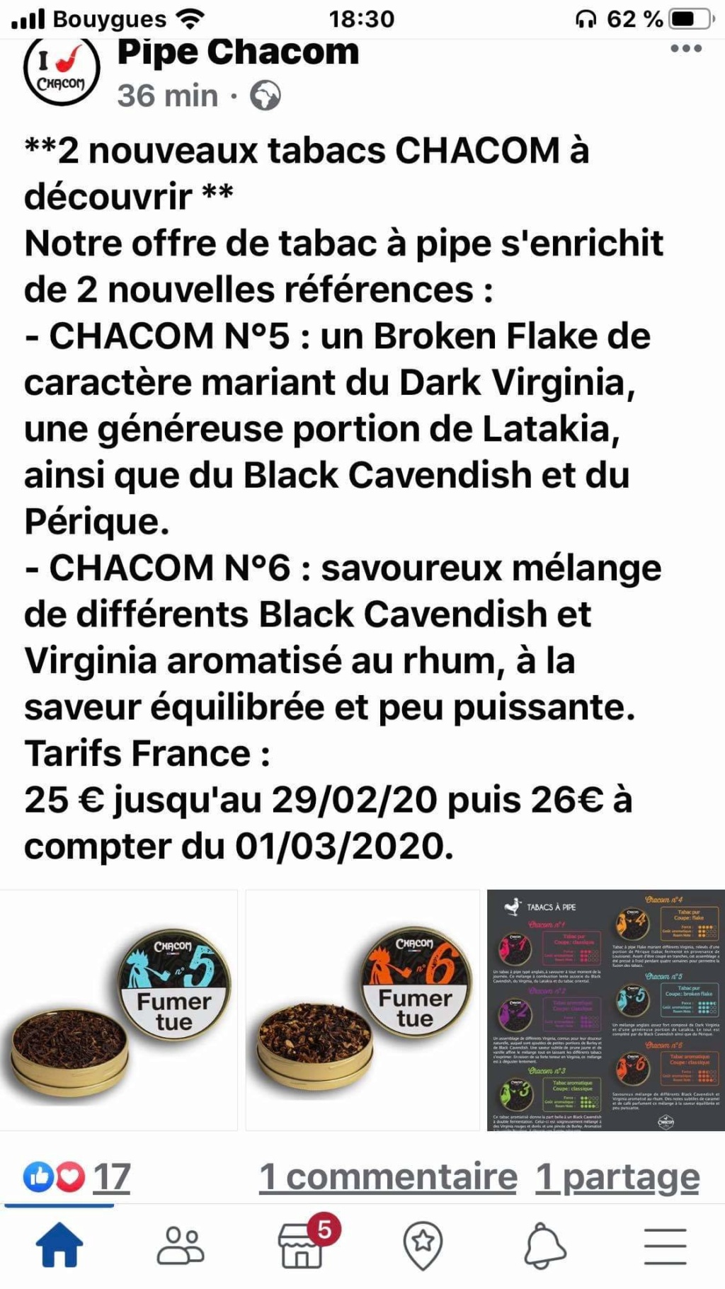 Les tabacs CHACOM arrivent... En France !  - Page 5 Receiv12