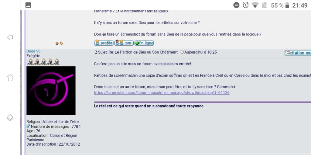 Le Pardon de Dieu ou Son Châtiment - Page 2 Screen60