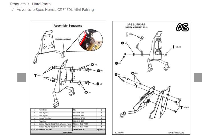 Modifs et accessoires Honda 300 CRF-L - Page 6 Captur10