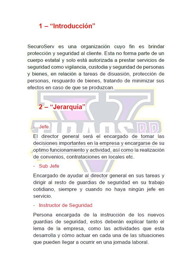 Normativa SecuroServ 2021-013