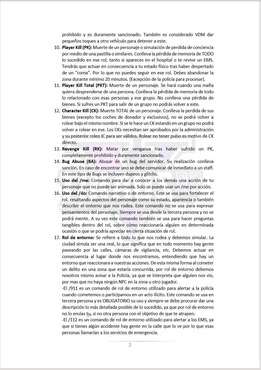 Normativa General Mormas23